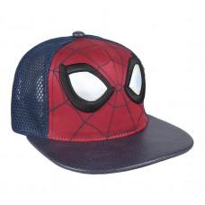 CAP FLAT PEAK SPIDERMAN