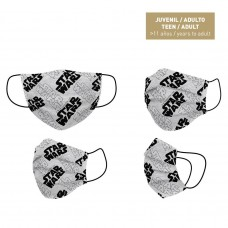 HYGIENIC MASK REUSABLE APPROVED STAR WARS