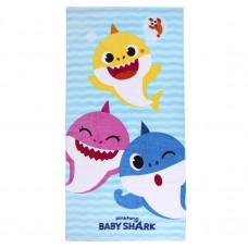 TOWEL COTTON BABY SHARK
