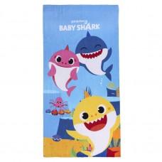 TOWEL POLYESTER BABY SHARK
