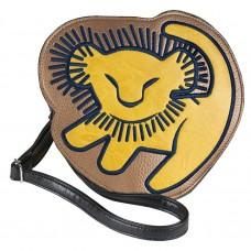 HANDBAG 3D KIDS SHOULDER BAG FAUX-LEATHER LION KING