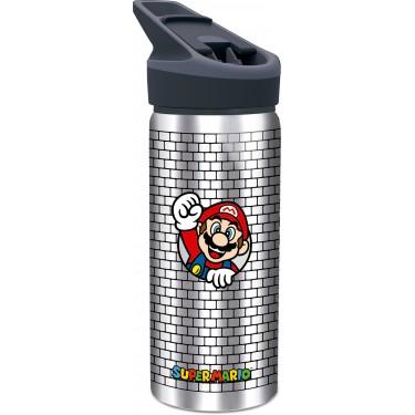 Super Mario aluminium bottle 710ml