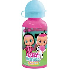 Cry Babies aluminium bottle