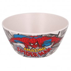 Spiderman bamboo Bowl