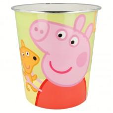 Peppa Pig Bin 22.5cm