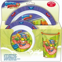 Superzings micro Breakfast set