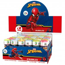 Spiderman Bubbles 60ml