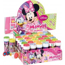 Minnie Mouse Bubbles 60ml
