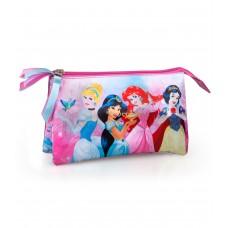 Disney Princess triple pencil case