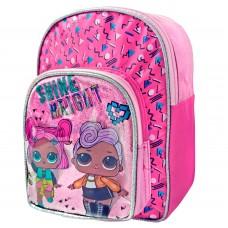 LOL Surprise glitter Backpack 30cm