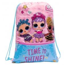 Swim bag LOL time to shine