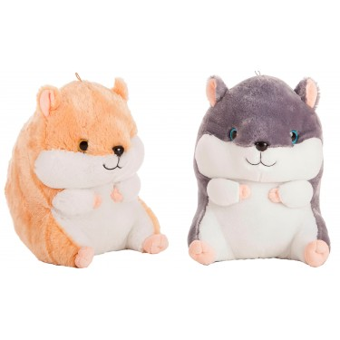 Plush Toy Hamster Ball 20cm