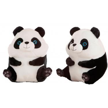Plush Toy Panda Ball 20cm