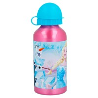 Frozen aluminium bottle Aqua