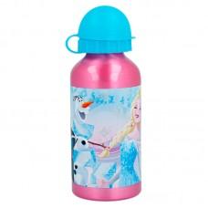 Frozen aluminium bottle Aqua