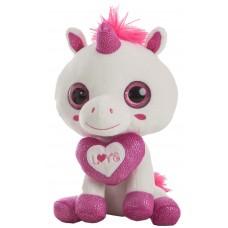 Unicorn Lilac/Pink 32cm