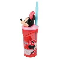 3D Tumbler Minnie Mouse