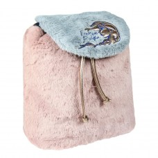 Disney Frozen 2 furry Sherpa backpack 25cm