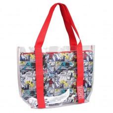 Marvel Transparent bag