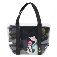 Princess Mulan Transparent bag