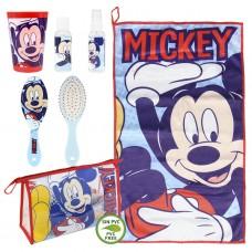 Mickey Mouse Toilet Bag Set