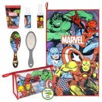 Avengers Toilet Bag Set