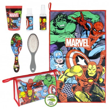 Avengers Toilet Bag Set