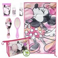 Minnie Mouse Toilet Bag Set
