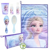 Disney Frozen Toilet Bag Set