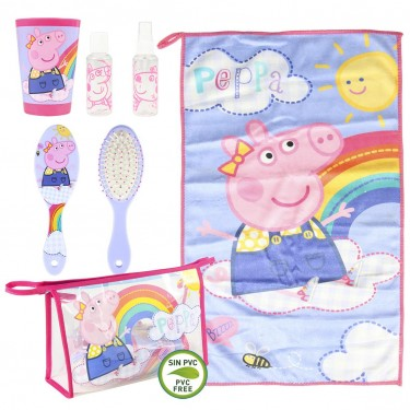 Peppa Pig Toilet Bag Set
