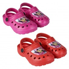 Minnie Mouse beach Clog