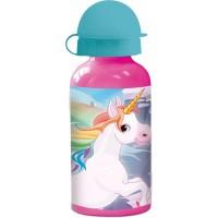 Unicorn aluminium bottle