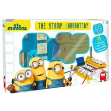 Minions stamps laboratory