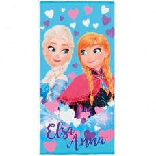 Disney Frozen Microfiber Towel Blue