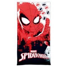 Spiderman Microfiber Towel Red