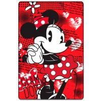 Minnie Mouse Polar Blanket