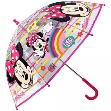 Minnie Mouse Bubble Umbrella