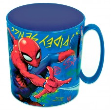 Microwave Mug Spiderman