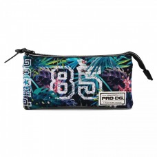 PRODG triple pencil case jungle