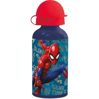 Spiderman aluminium bottle
