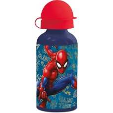 Spiderman aluminium bottle