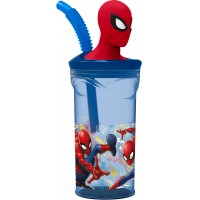 3D Tumbler Spiderman