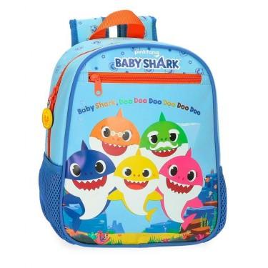 Baby Shark backpack 28cm