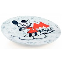 Mickey Mouse ceramic plate