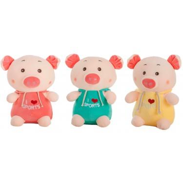 Extrasoft Pig Plush Toy 28cm