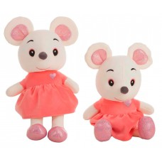 Smug Mouse Plush Toy 45cm