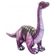Lilac Dinosaur Plush Toy 36cm