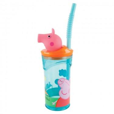Peppa Pig 3D Tumbler
