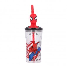 3D Tumbler Spiderman