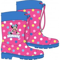 Minnie Mouse Rainboots